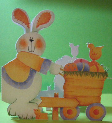 Easter Card 5   studio print n cut.