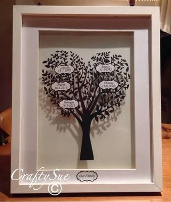 Family Tree - studio format