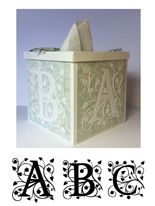 Full set of fancy A - Z Alphabet Alphas Set 1 Studio / SVG / FCM Scan n Cut