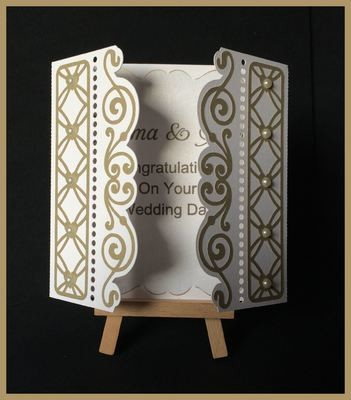 The Bridal Collection -  Gatefold Invitation