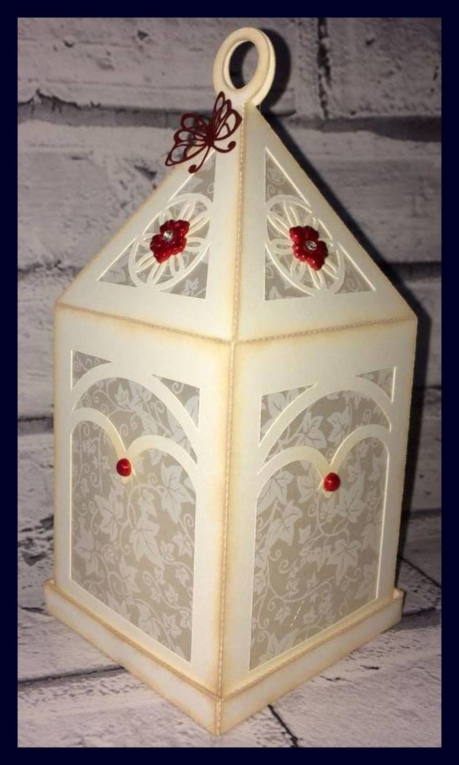 Lantern  3d model for any occasion  model A