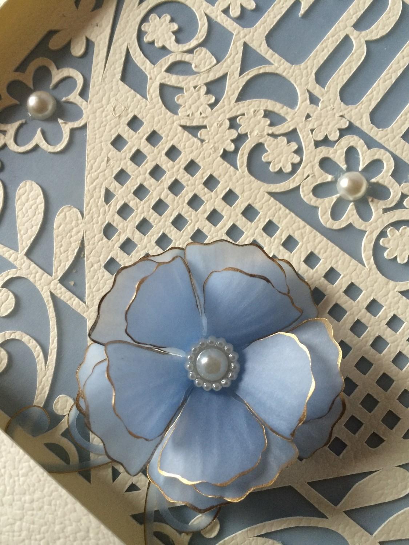 flower Ranunculus - peony 3d flower