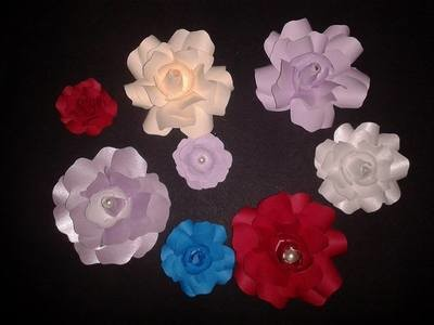 3d layered Rose  Create your own stunning flowers