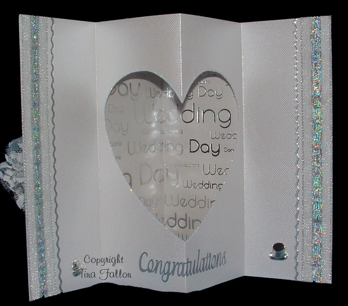 Heart Pop Out Card