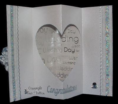 Heart Pop Out Card