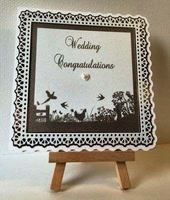 Rustic On Your Wedding Day - Studio  Print N Cut