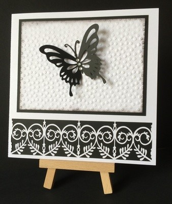 Decorative Border Card