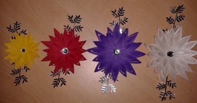 Star Flower. Create your own stunning flowers