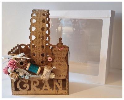 GRAN  Basket - includes a gift box