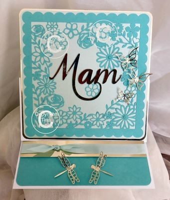 Mam  decorative framed ideal for Mother's Day.