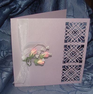 Entwined Hearts Card No 6