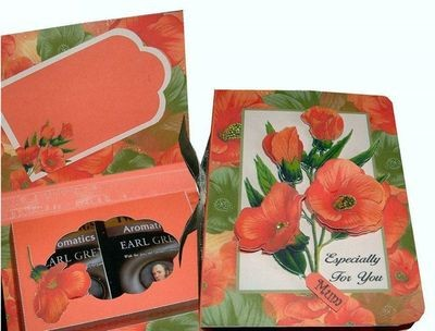 Hibisus  Combi Card/Gift Box   PNC