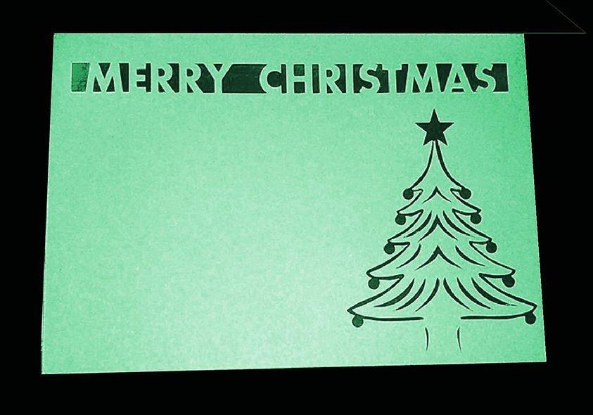 Gift Box Christmas Tree