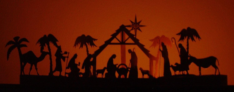 Nativity Luminaire / Decoration