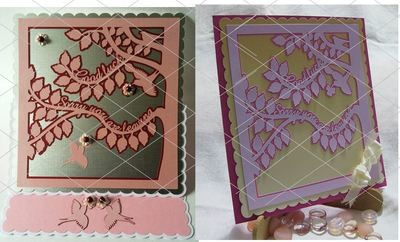 Sorry You Are Leaving  Card Topper No 6 - studio format