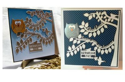 Sorry You Are Leaving  Card Topper No 4 - studio format