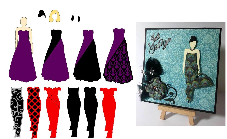 Mix N Match Ladies Dresses