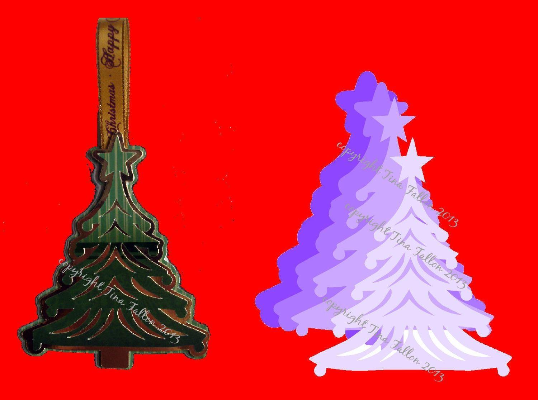 Christmas Cutz No 12 christmas tree