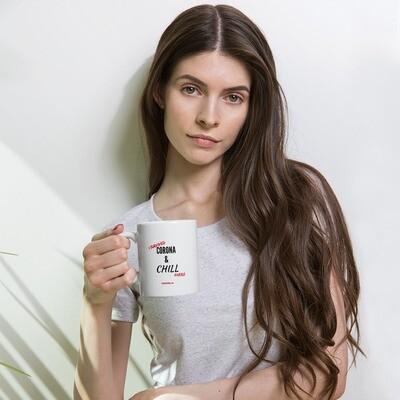 Corona & Chill - Mug