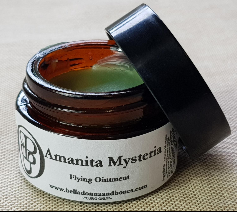 Amanita Mysteria - Flying Ointment
