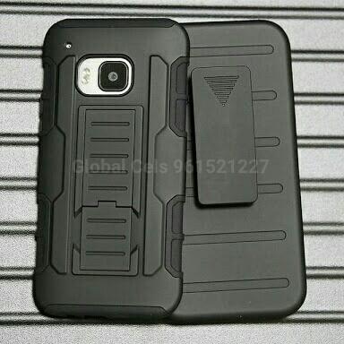 Estuche Htc One M9 Case Protector Holster Clip Correa Gancho