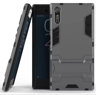Case Xperia XZ XA E5 Sony con Parante Inclinable Antigolpes
