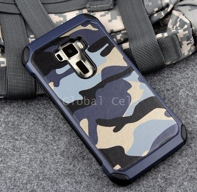 Case Asus Zenfone 3 ZE552KL 5.5 Antigolpes tipo Militar