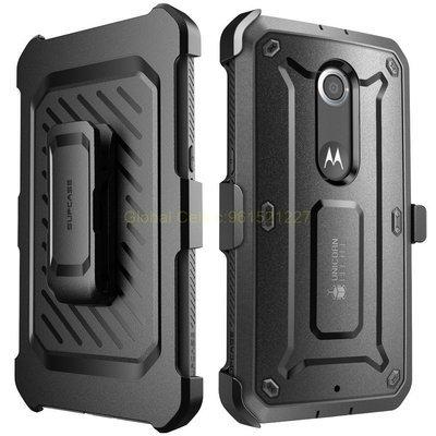 Case Moto Nexus 6 Extremo Supcase Protector con Gancho