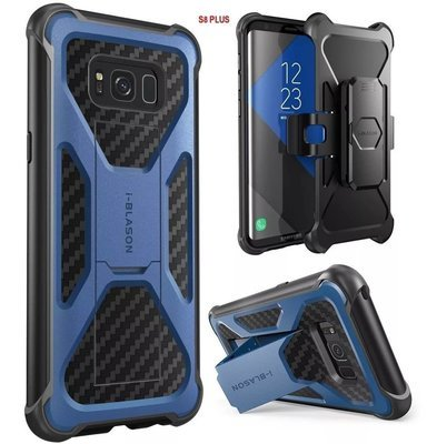 Case Protector USA Galaxy S8 Plus Transformes c/ Parante Integrado I-blason