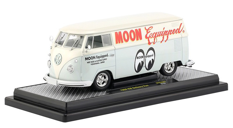 1960 VW Bus Delivery