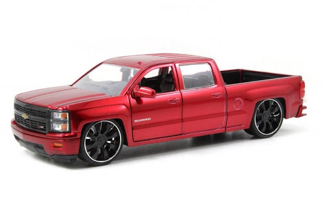 2014 Silverado Custom