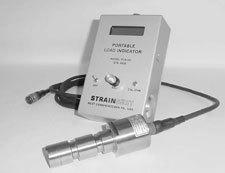 Strainsert Portable Digital Load Indicator