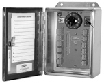SB202 Series Stainless Steel Swtich Box, 4-12 Channels