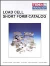 Tedea-Huntleigh Shortform Load Cell Catalog