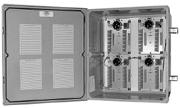 SB102 Series Fiberglass Switch Boxes, 24-48 Channels