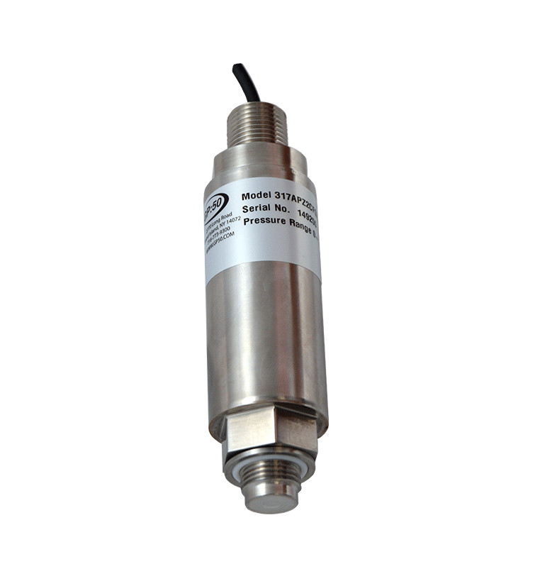 GP:50 General Purpose Flush Diaphragm Pressure Transducer/Transmitter Models 117, 217, 317