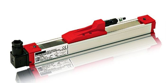 Linear Potentiometers (voltage dividers) Model INT-LPH