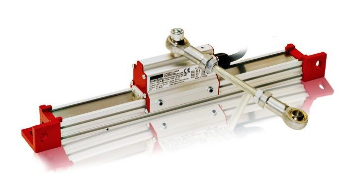 Magnetic Linear Encoders Model INT-MLR