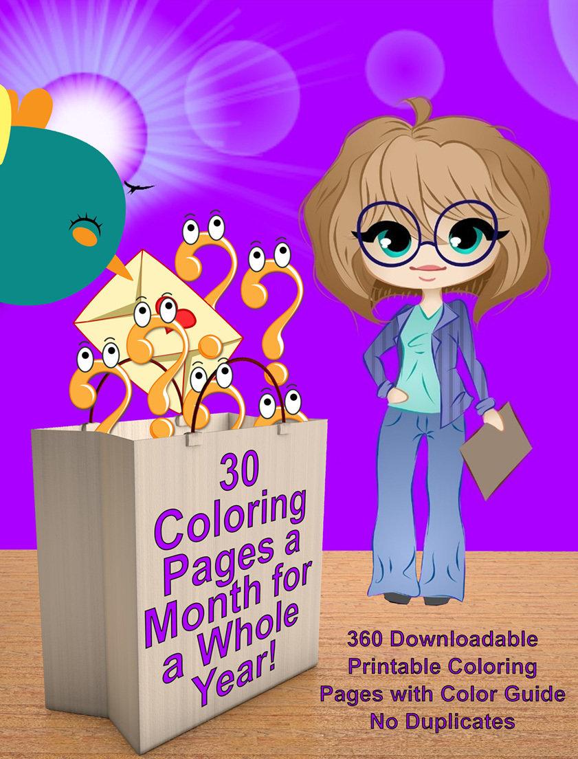 Monthly Bundle Surprise Package Digital Download