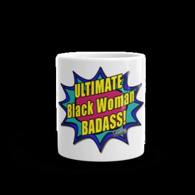 Ultimate Badass Black Woman Mug