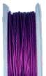 Kumihimo Wire -- Purple