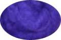 HomeSpun Carded Wool Roving -- Purple