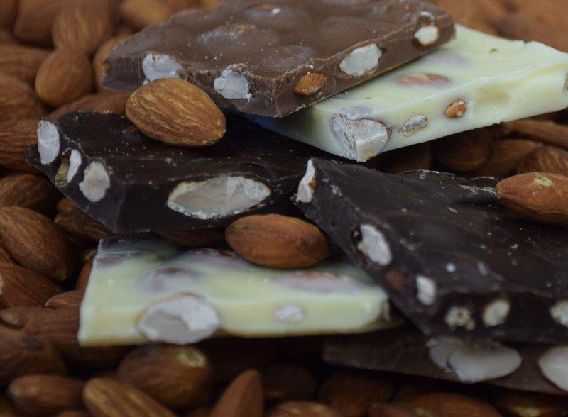 Almond Nut Bark