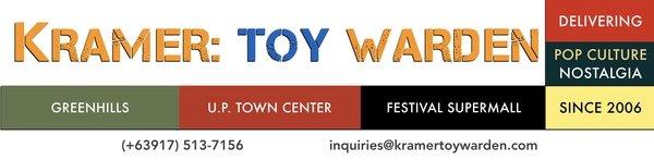 Kramer: Toy Warden