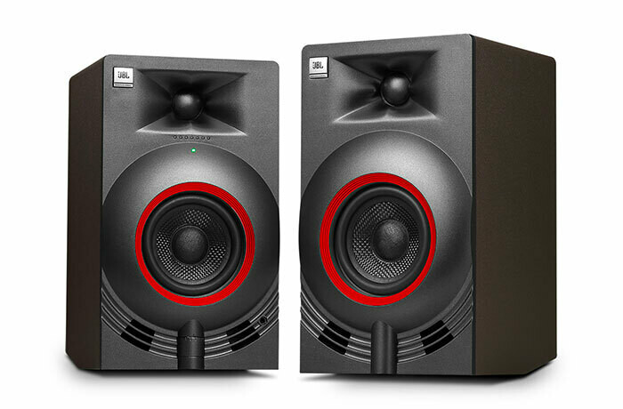 "JBL NANO K4 4"" Full-range Powered Monitor Pair"