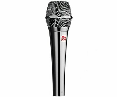 SE Electronics V7 Chrome dynamic vocal microphone