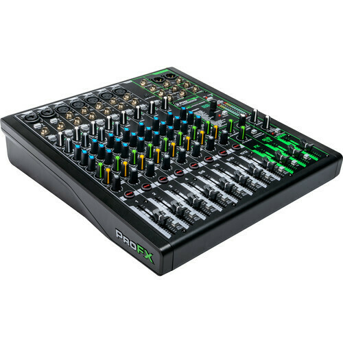Mackie ProFX12v3 12-Channel mixer with FX