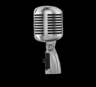 Shure 55SH SERIES II (vocal microphone)