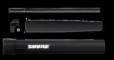 Shure VP89M Modular Shotgun Microphone
