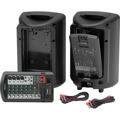 Yamaha STAGEPAS 400BT portable PA system